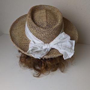 Hat Stuff straw hat